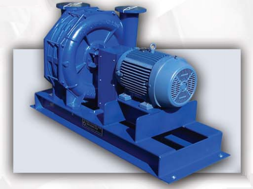 Centrifugal Exhauster for Vacuum Cleaning