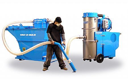 MDL1020MFS 10 & 15 HP Continuous Duty Vacuum