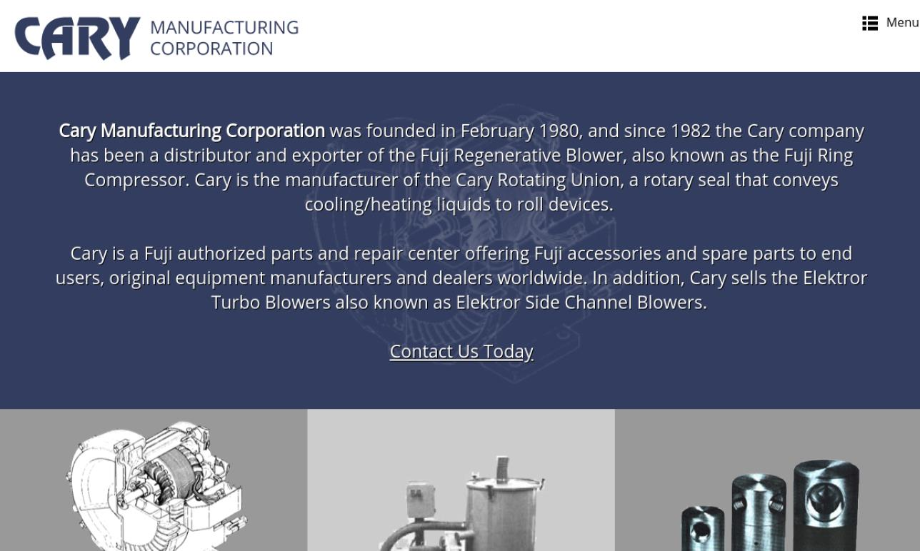 Cary Manufacturing Corporation