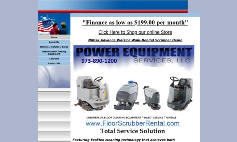 Power Equipment Services, LLC