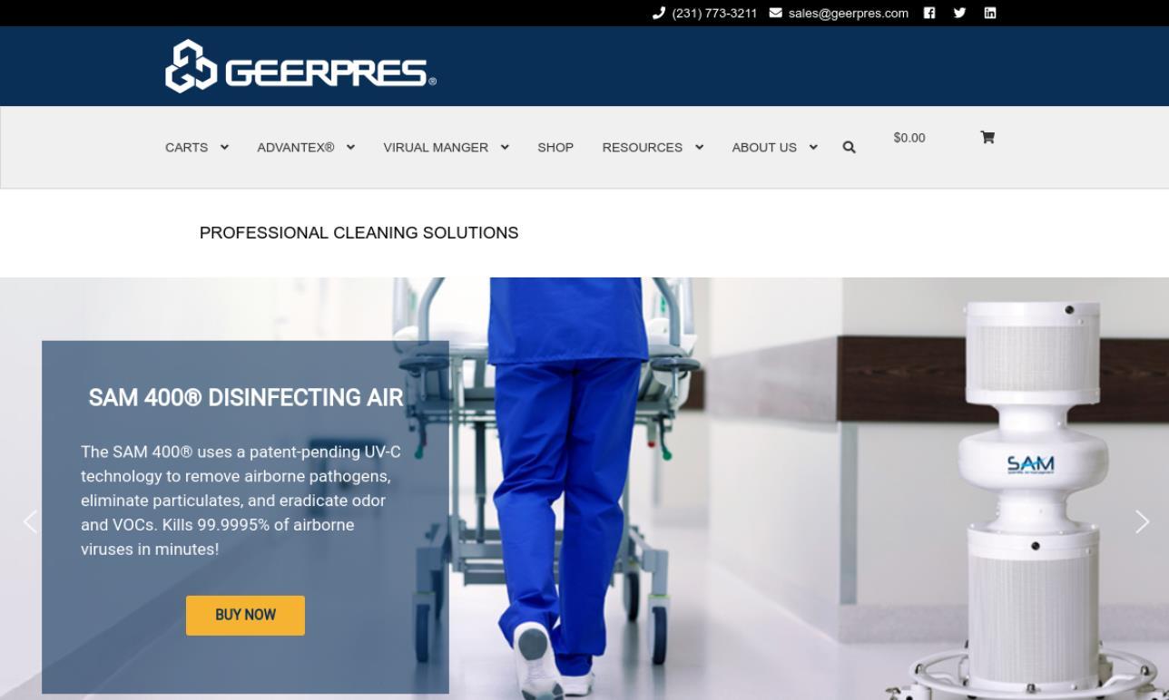 Geerpres®, Inc.