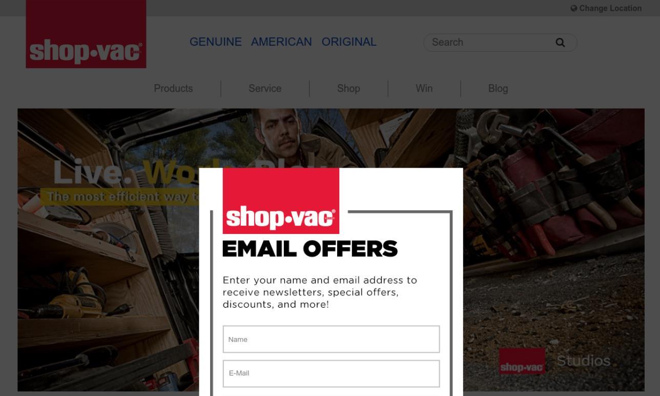 Shop-Vac® Corporation