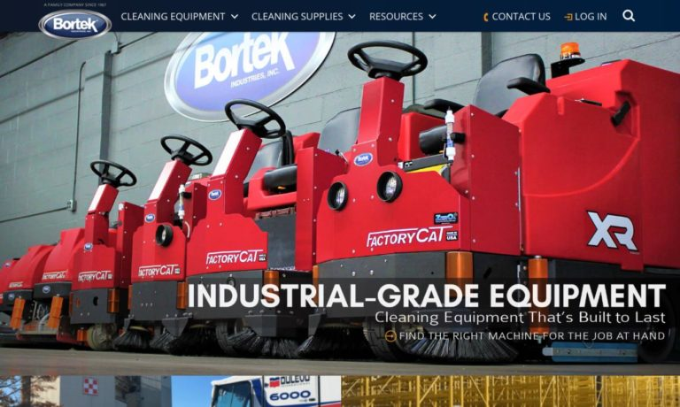 Bortek Industries, Inc.