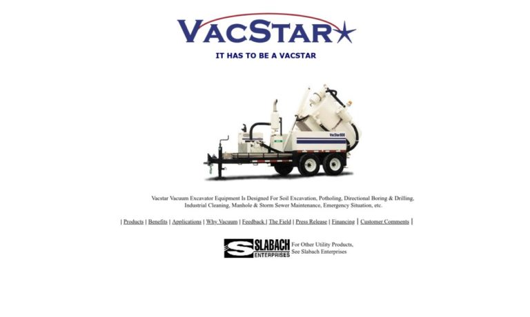 VacStar, A Div. of Slabach Enterprises