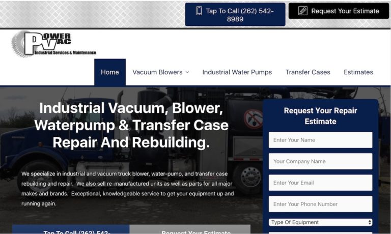 Power Vac, Inc.